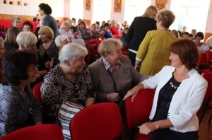 Фото празднования 45-летия школы №17 в Феодосии #5304
