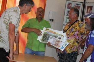 Фото выставки «Художники & банкноты» в Феодосии #743