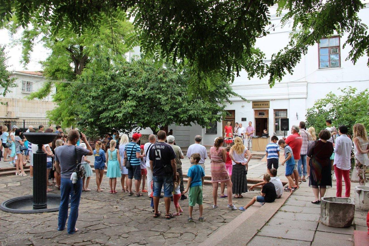 Фото закрытия шахматного фестиваля в Феодосии #281
