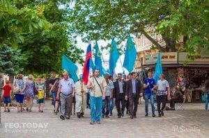 В Феодосии почтили память жертв депортации крымских татар #10863
