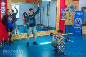 Заруба в Феодосии, турнир по CrossFit #8643