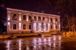 Фото музея древностей в Феодосии #6309