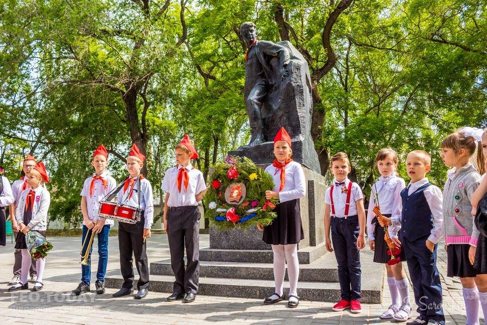 96-летие Всесоюзной пионерской организации Ленина #11283