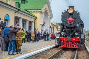 «Поезд Победы — 2018» в Феодосии #8202
