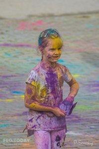 Фестиваль красок в Феодосии, май 2018 #11254