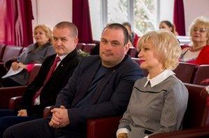 Фото празднования юбилея директора первой музыкальной школы Феодосии #5839