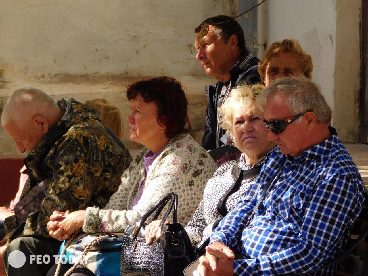 Фото 15 цветаевского костра в Феодосии #5254