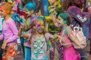 Фестиваль красок в Феодосии, май 2018 #11251