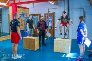 Заруба в Феодосии, турнир по CrossFit #8652