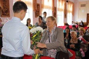 Фото празднования 45-летия школы №17 в Феодосии #5297