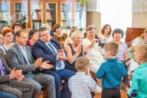 Собрание ко Дню библиотек в Феодосии #11403