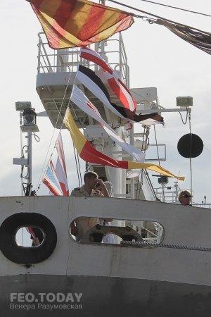 День ВМФ в Феодосии #13778