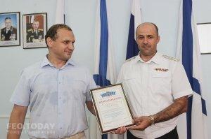 День ВМФ в Феодосии #13776