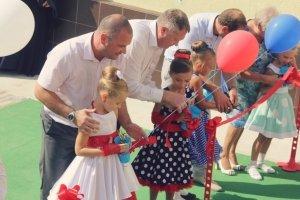 Открытие детского сада в Феодосии #13998