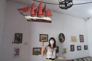 Музей Грина возобновил деятельность #15278
