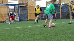 «Доверяй, играя»: товарищеский матч объединил власть и волонтеров #14958