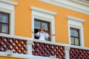 Фото прибытия Айвазовского в Феодосию #990