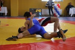 Открытый турнир по греко-римской борьбе в Феодосии #6835