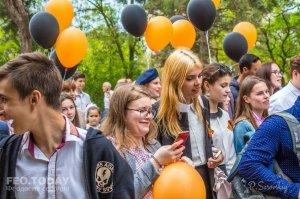 Празднование Дня Победы в Приморском #10630