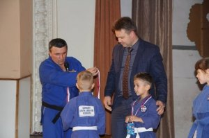 Фото фестиваля детского дзюдо Judo Kids в Феодосии #5754