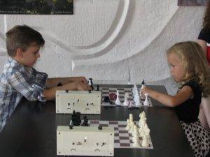 Фото шахматного турнира в Феодосии #3374