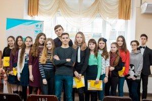 Презентация «Школьной Газеты» в Феодосии #6974