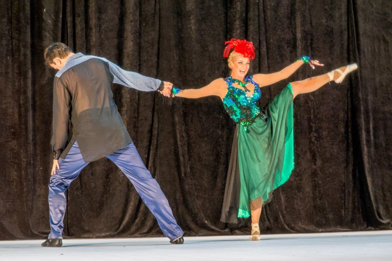 Фото концерта Анастасии Волочковой в Феодосии #655