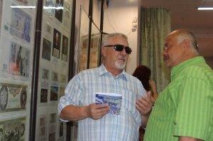 Фото выставки «Художники & банкноты» в Феодосии #742