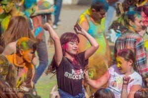 Фестиваль красок в Феодосии, май 2018 #11262