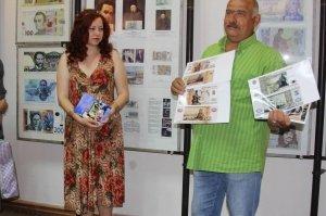 Фото выставки «Художники & банкноты» в Феодосии #729