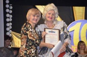 Фото юбилейного представления Феодосийского театра драмы и музкомедии #5790