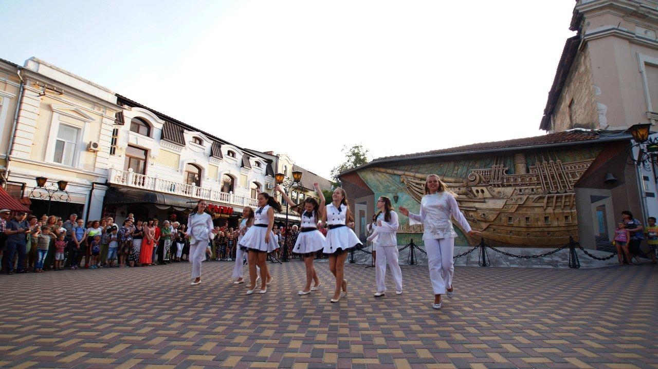 Фото фестиваля «Встречи в Зурбагане» в Феодосии #2926