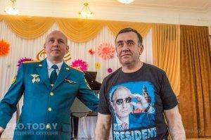 Награждение Феодосийских спасателей #8870