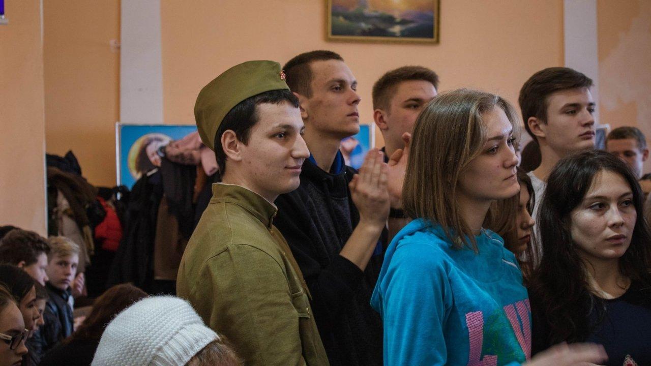 Квест «Сталинградская битва», Волонтеры Победы #6910