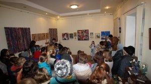 Выставка «Чудеса своими руками». Музей Грина. Феодосия #6554