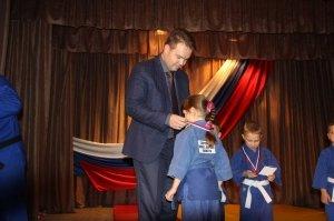 Фото фестиваля детского дзюдо Judo Kids в Феодосии #5761