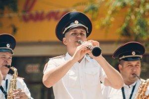 Концерт военного оркестра #12434