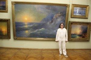 Фото презентации альбома о жизни Айвазовского #1084