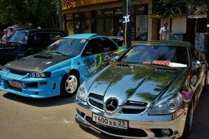 Фото чемпионата Крыма по тюнингу и автозвуку в Феодосии #685