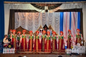 Фото отчетного концерта клуба СЯБРОВКИ в ДК БРИЗ #6324