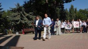 Фото митинга в Феодосии в память о жертвах терактов #3339