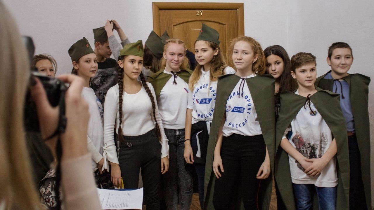 Квест «Сталинградская битва», Волонтеры Победы #6905