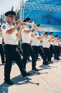Концерт военного оркестра #12452
