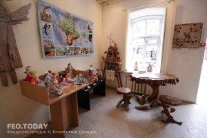 Выставка кукол. Музей Грина #7563