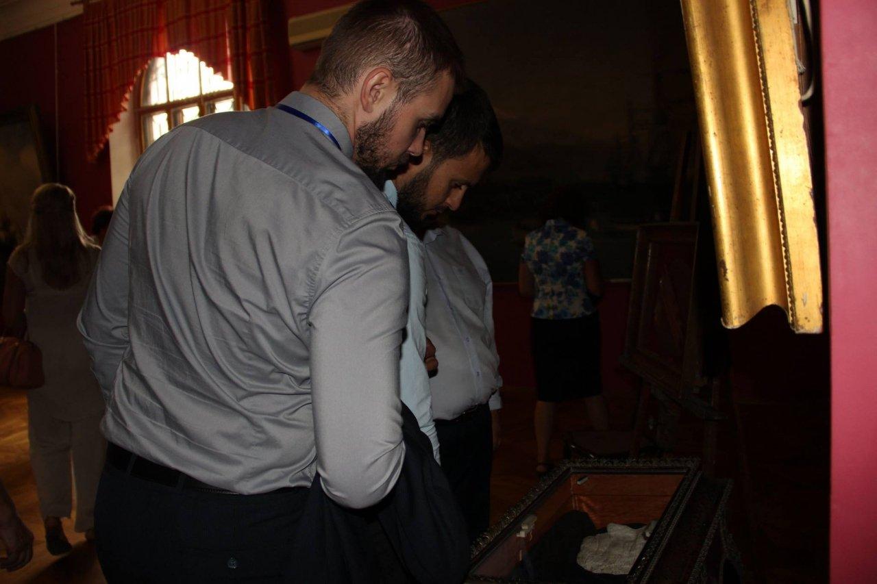 Фото почетных гостей на День города и юбилей Айвазовского в Феодосии #1121