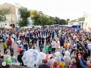 Фото акции БЕЛЫЙ ЦВЕТОК в Феодосии #4911