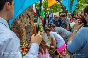 В Феодосии почтили память жертв депортации крымских татар #10877