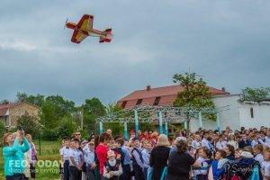 Акция «Бессмертная эскадрилья» в Приморском #9977