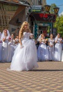 Фото фестиваля невест 2017 в Феодосии #4444