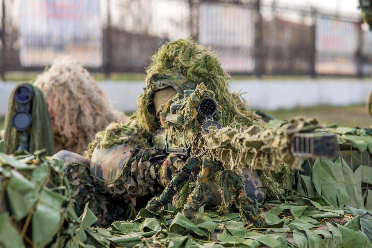 Фото открытия 171 отдельно-десантного штурмового батальона в Феодосии #6119